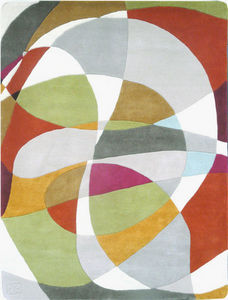 PASCALE GAUTHIER -  - Modern Rug