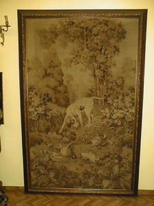 Antiquités Trouvailles -  - Gobelins Manufactory Tapestry
