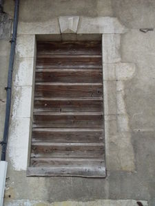 Antiques Forain -  - Door Frame