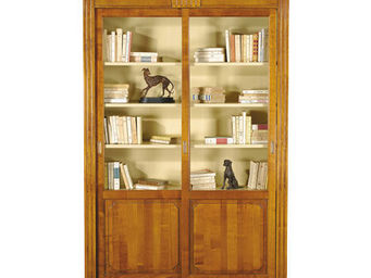 Grange - stendhal - Sliding Door Bookcase
