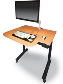 I Vari Computer Workstation Desk Solutions