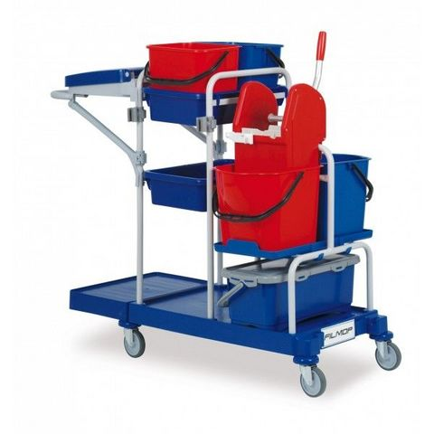 DME - Cleaning trolley-DME