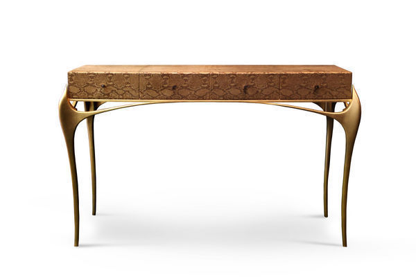 KOKET LOVE HAPPENS - Console table-KOKET LOVE HAPPENS-DMI004