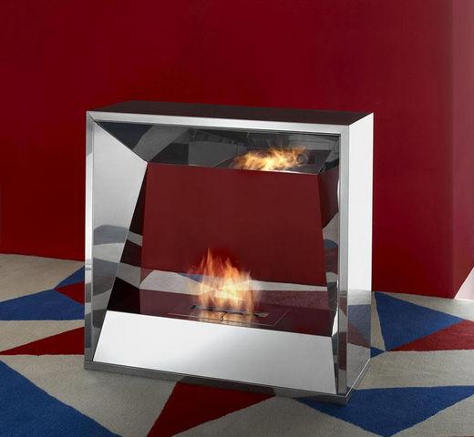 ITALY DREAM DESIGN - Flueless burner fireplace-ITALY DREAM DESIGN-Sipario