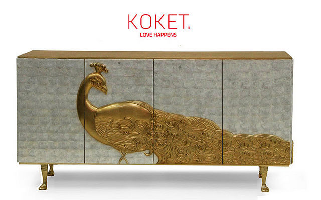 KOKET LOVE HAPPENS - Sideboard-KOKET LOVE HAPPENS-Camilia