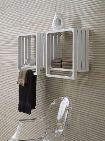 Tubes - Towel dryer-Tubes-Montecarlo