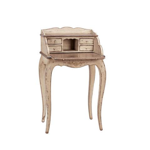 INTERIOR'S - Curved desk-INTERIOR'S-Bureau dos d'âne