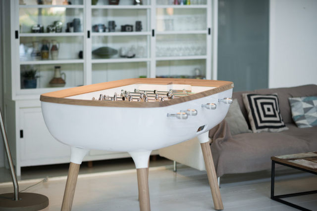 DEBUCHY BY TOULET - Football table-DEBUCHY BY TOULET-The Pure