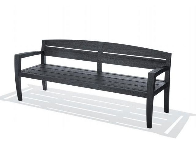 Philippe Hurel - Garden bench-Philippe Hurel-Thomas