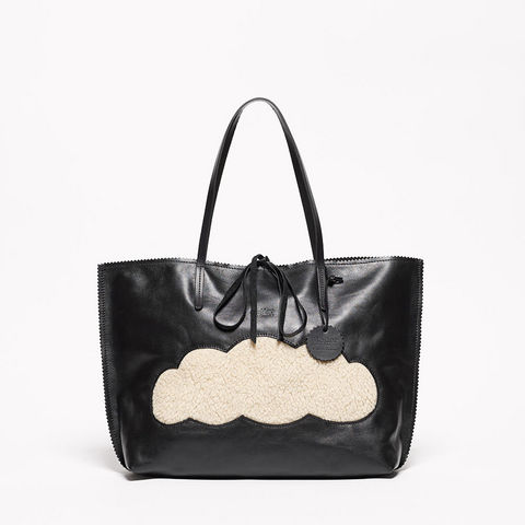 JACK GOMME - Shopping bag-JACK GOMME-CLOUD