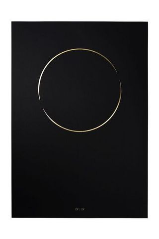 THE THIN GOLD LINE - Art print-THE THIN GOLD LINE-The One Ring