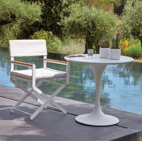 Sifas - Round garden table-Sifas-Korol