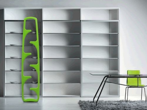 CIMA LADDER - Library ladder-CIMA LADDER