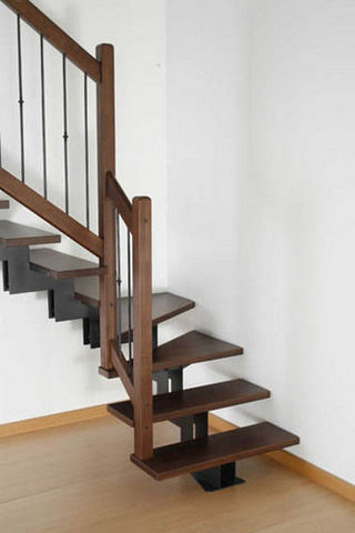 NOVALINEA - Quarter turn staircase-NOVALINEA-MONOTRAVE TEKNO
