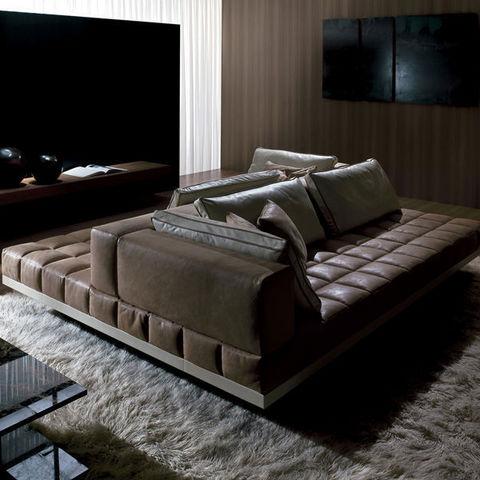 ITALY DREAM DESIGN - 5-seater Sofa-ITALY DREAM DESIGN-Insula-isola