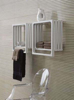Tubes - Towel dryer-Tubes-Montecarlo