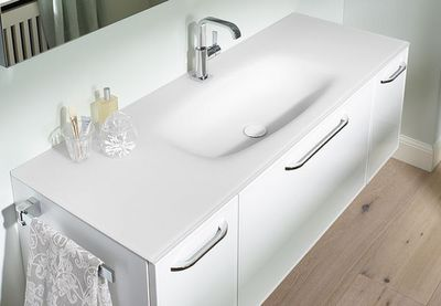 BURGBAD - Bathroom furniture-BURGBAD-Sana