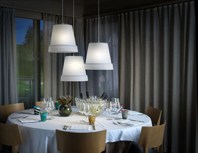 Lyxo by Veca - Hanging lamp-Lyxo by Veca-Easy Light sospensione