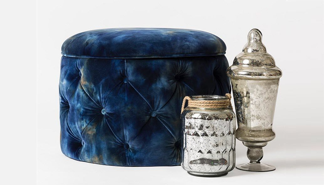 BRENTANO Velours Möbelstoffe Stoffe & Vorhänge  |