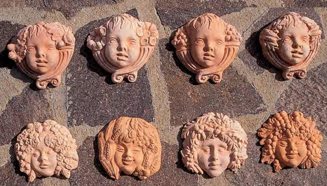 Enzo Zago Maske Masken Dekorative Gegenstände  |
