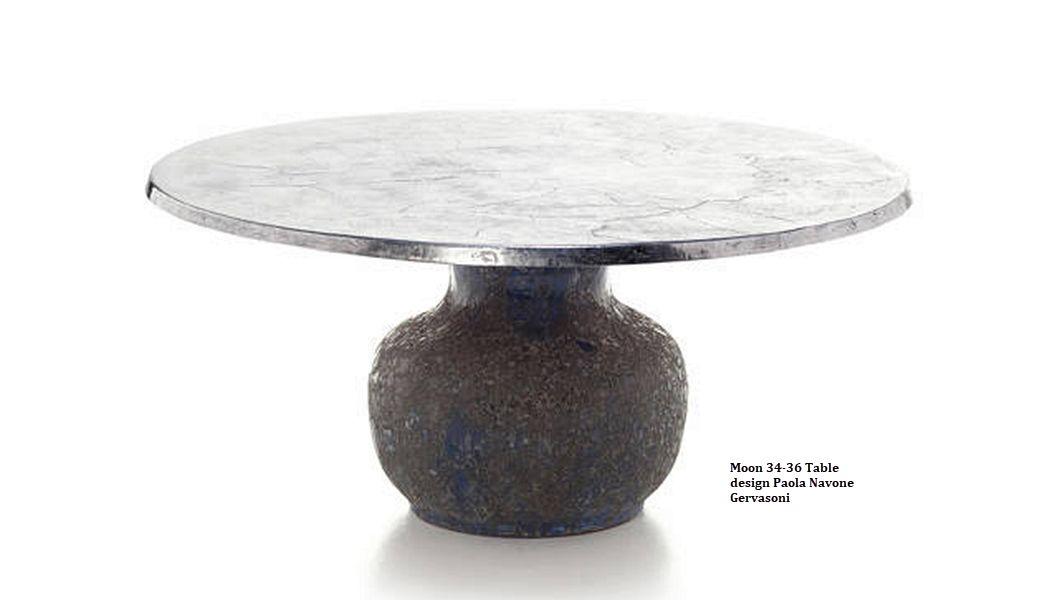 CLASSIC DESIGN Runder Esstisch Esstische Tisch  |