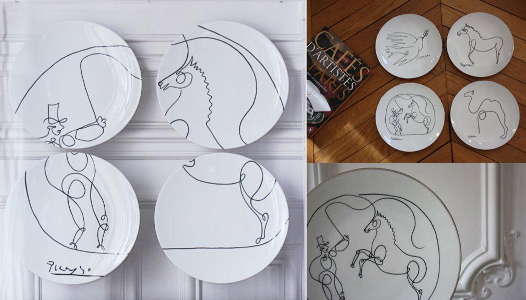 MARC DE LADOUCETTE PARIS Deko-Teller Deko-Teller Dekorative Gegenstände  |