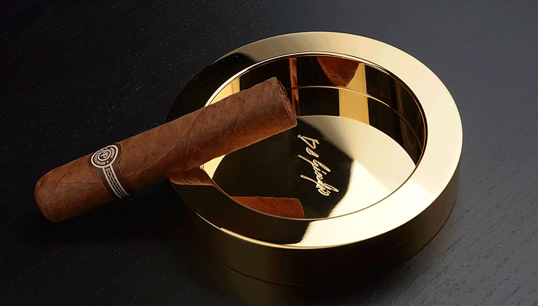Officina De Giorgio Zigarrenaschenbecher Tabakwaren Dekorative Gegenstände   