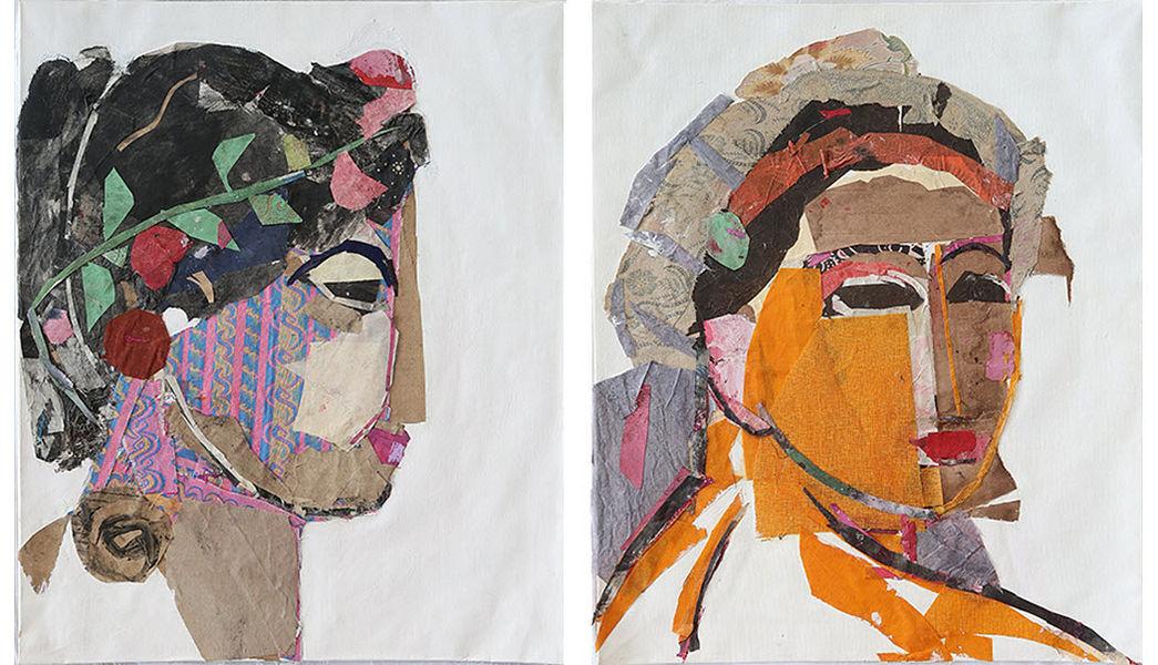 NYAMAN GALLERY Zeitgenössische Gemälde Malerei Kunst  |