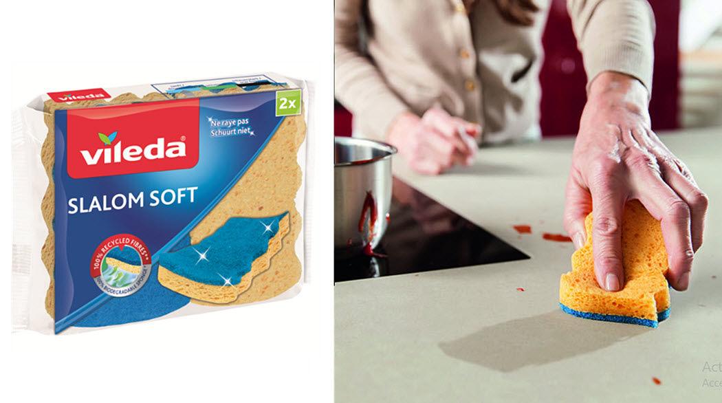 VILEDA Küchenschwamm Sonstiges Küchenaccessoires   