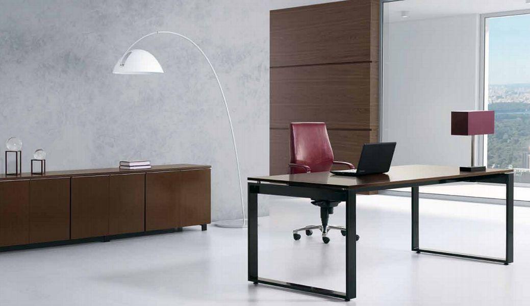 LUSOMAPLE IRIS Chefschreibtisch Schreibtische & Tische Büro  |