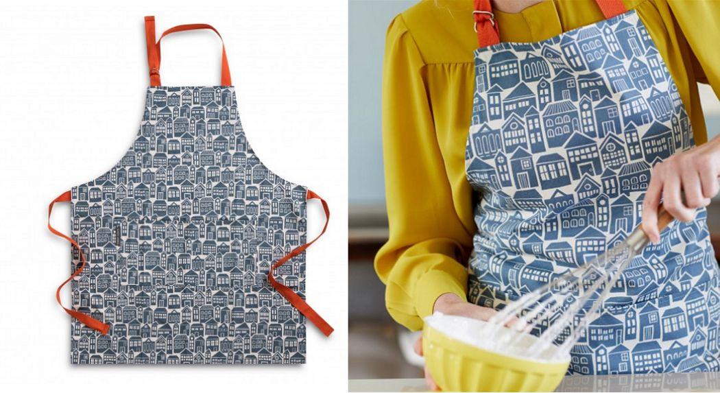 NICKY JAMES Küchenschürze Textil Küchenaccessoires  |