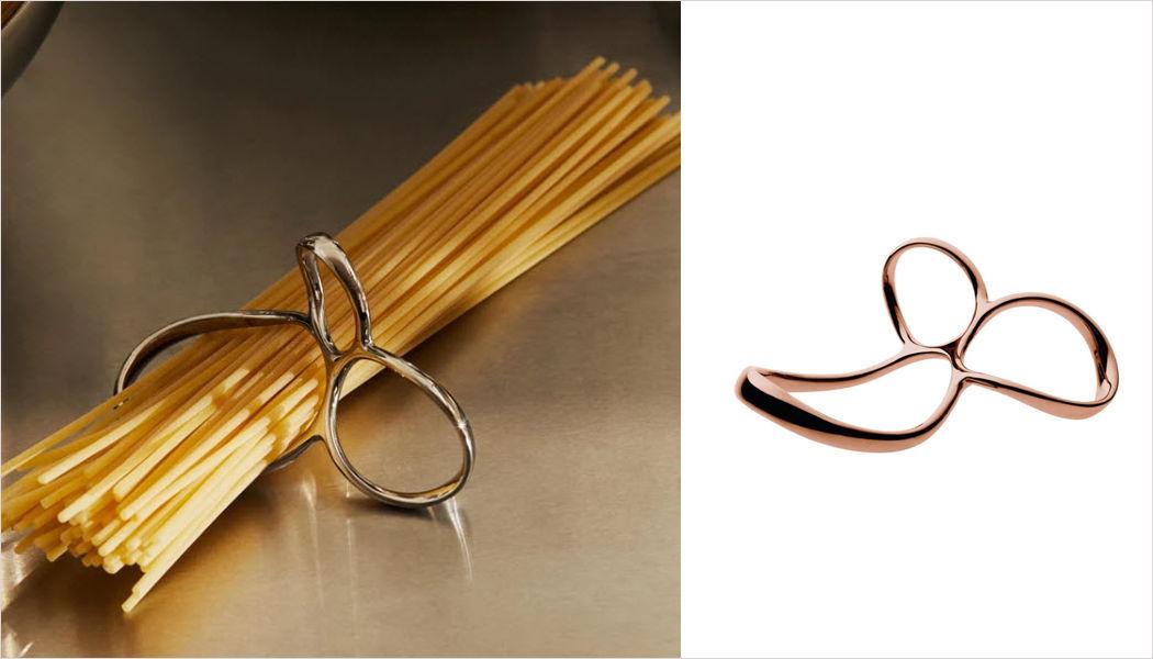 Alessi Kalibriergerät für Spaghetti Dosieren Messen Küchenaccessoires  |