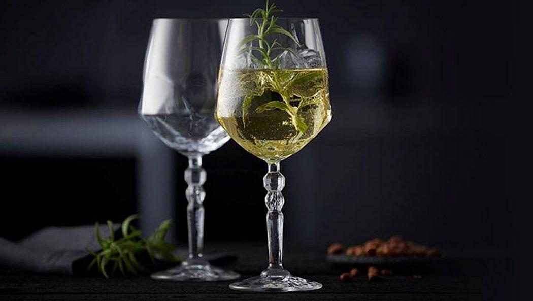 LYNGBY GLAS Stielglas Gläser Glaswaren  |