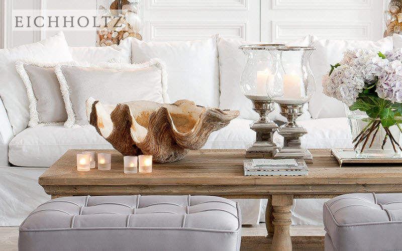 Eichholtz Kerzenständer Kerzen und Kerzenständer Dekorative Gegenstände Wohnzimmer-Bar | Klassisch