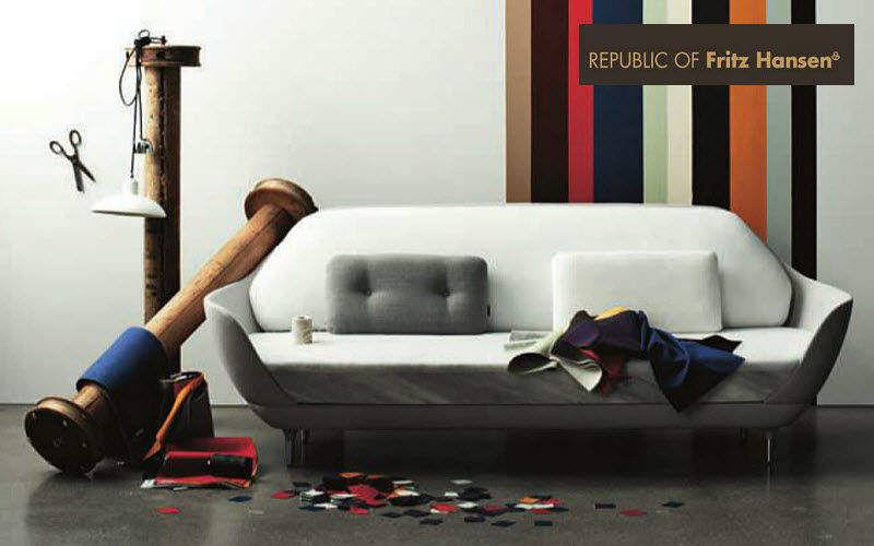 Fritz Hansen Wohnzimmer-Bar | Design Modern