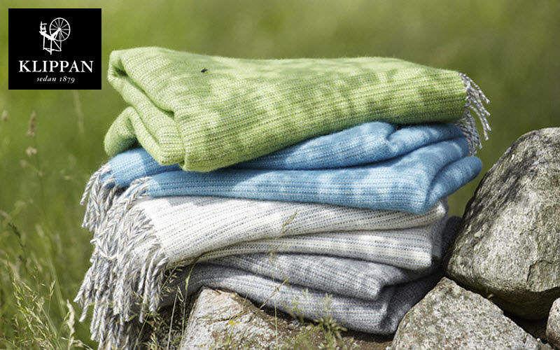Klippan Plaid Bettdecken und Plaids Haushaltswäsche  |