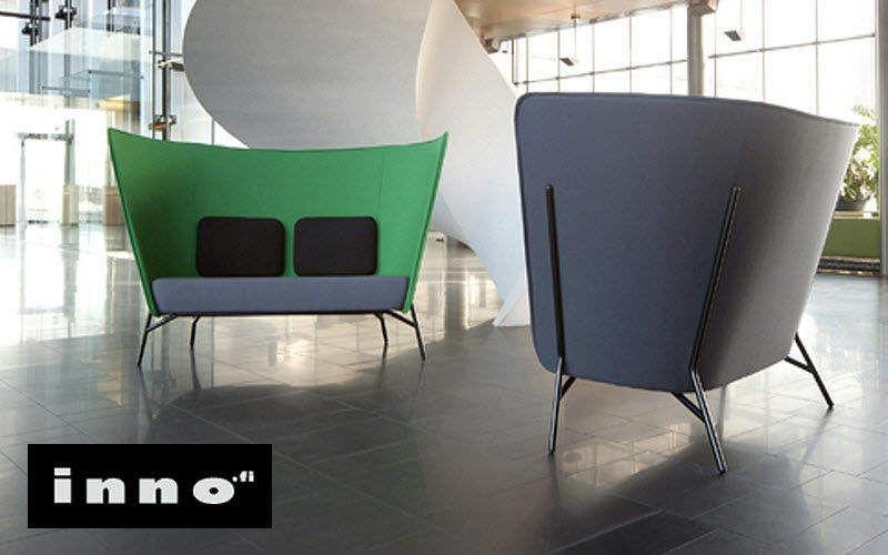 INNO Empfangssessel Bürostühle Büro Arbeitsplatz | Unkonventionell