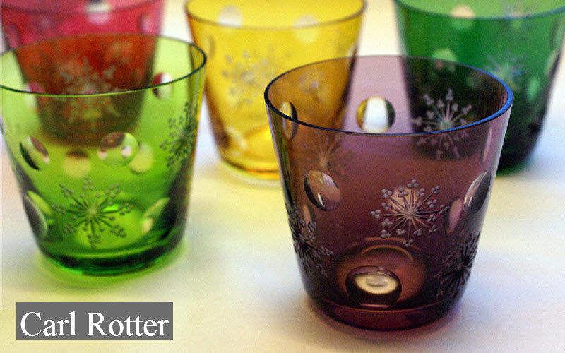 Rotter Glas    Esszimmer | Klassisch