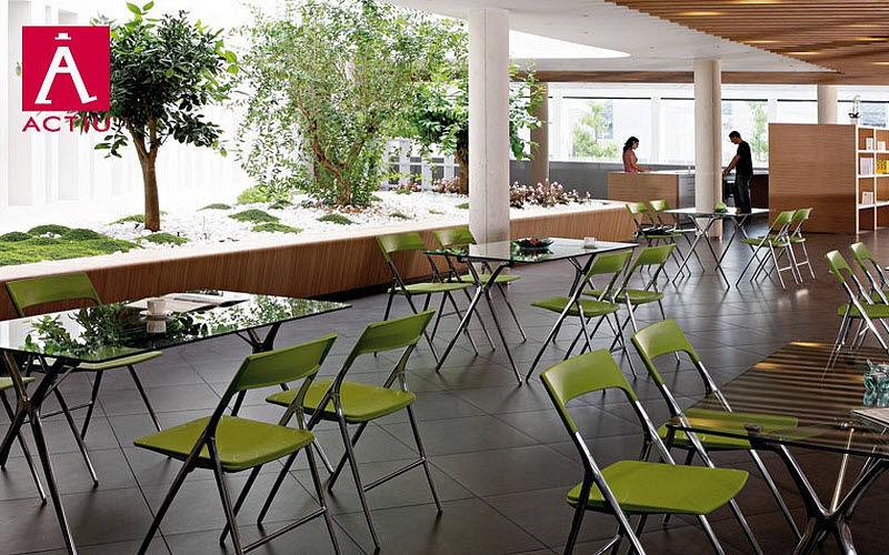 Actiu Gemeinschafts Stuhl Bürostühle Büro Arbeitsplatz |