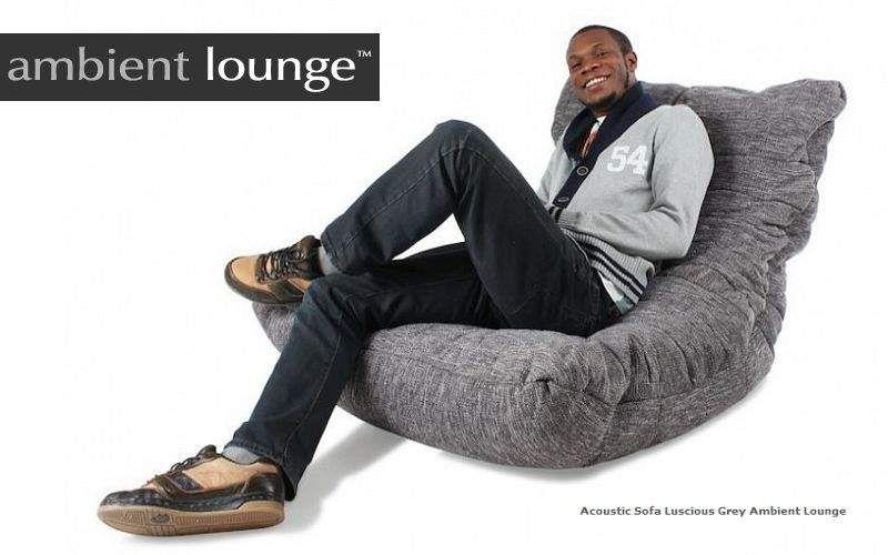AMBIENT LOUNGE Birne Sitzkissen Schemel und Beinauflage Sitze & Sofas Wohnzimmer-Bar | Design Modern