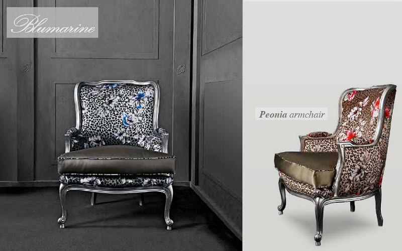 Blumarine Home Collection Bergère-Sessel Sessel Sitze & Sofas  | Klassisch