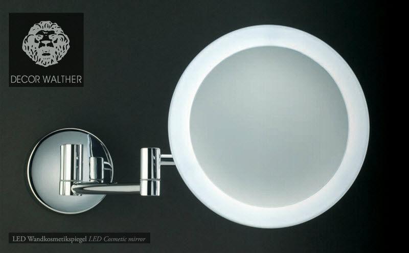 DECOR WALTHER Vergrösserungsspiegel Badspiegel Bad Sanitär Badezimmer | Design Modern
