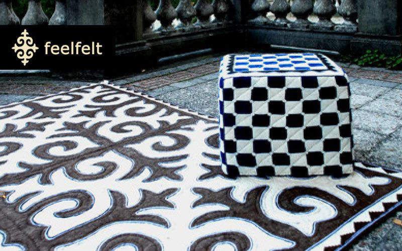 FEELFELT . feel good Moderner Teppich Moderne Teppiche Teppiche    Exotisch