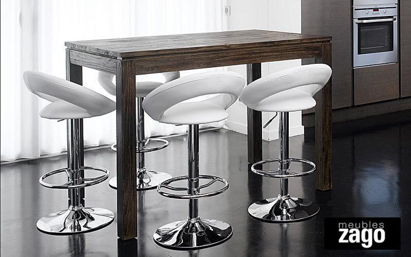 MEUBLES ZAGO Barhocker Schemel und Beinauflage Sitze & Sofas  | Design Modern