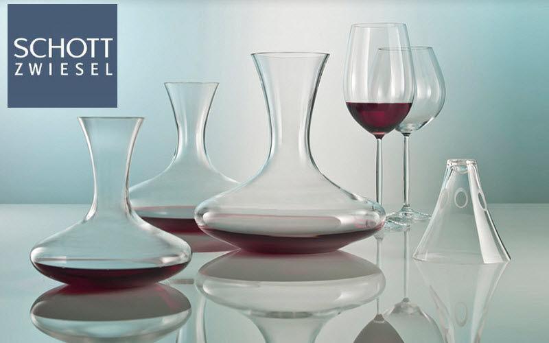 Zwiesel Kristallglas Dekantierer Flaschen und Karaffen Glaswaren  |