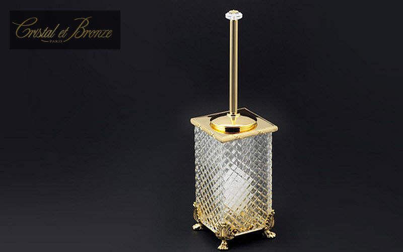 Cristal Et Bronze WC Bürstenhalter WC & Sanitär Bad Sanitär  |