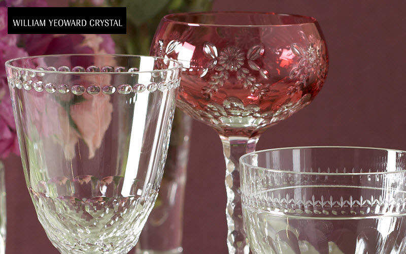 William Yeoward Crystal Gläserservice Gläserservice Glaswaren Esszimmer | Klassisch