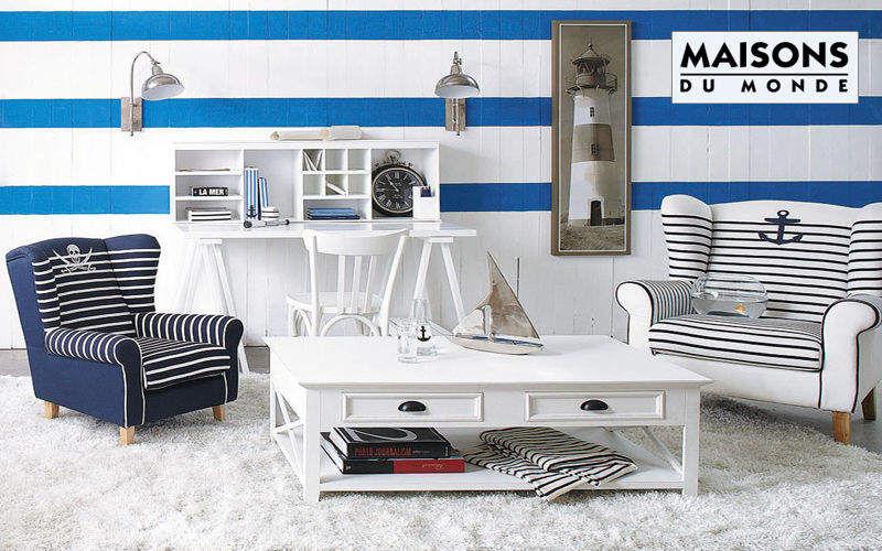 Maisons du monde Sessel Sessel Sitze & Sofas Wohnzimmer-Bar |
