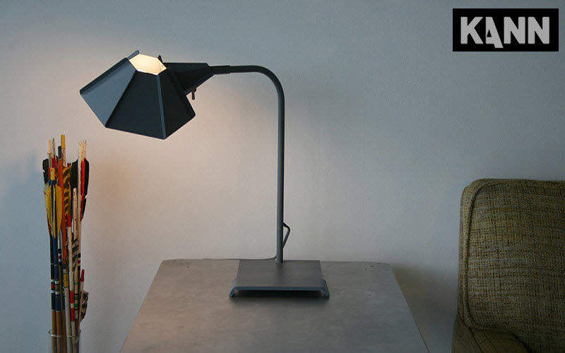 KANN DESIGN STORE Schreibtischlampe Lampen & Leuchten Innenbeleuchtung Büro  