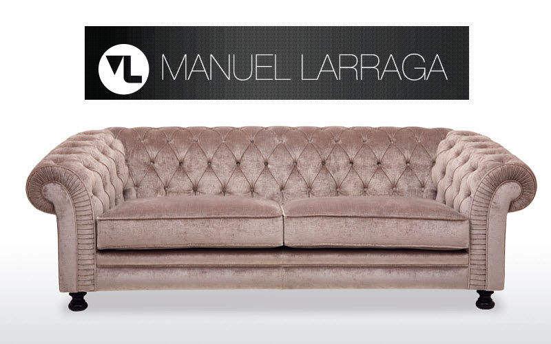 MANUEL LARRAGA Chesterfield Sofa Sofas Sitze & Sofas  |